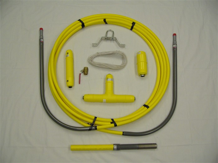 Ips Gas Pipe & GASP-20200 2 IPS GAS PLASTIC-200u0027 COILS SOLD BY